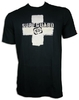 Playera C/R SHORE negro/black