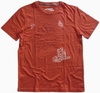 Playera C/R DALFINU orange